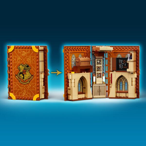 LEGO Harry Potter Lezione di trasfigurazione a Hogwarts - 76382    Harry Potter