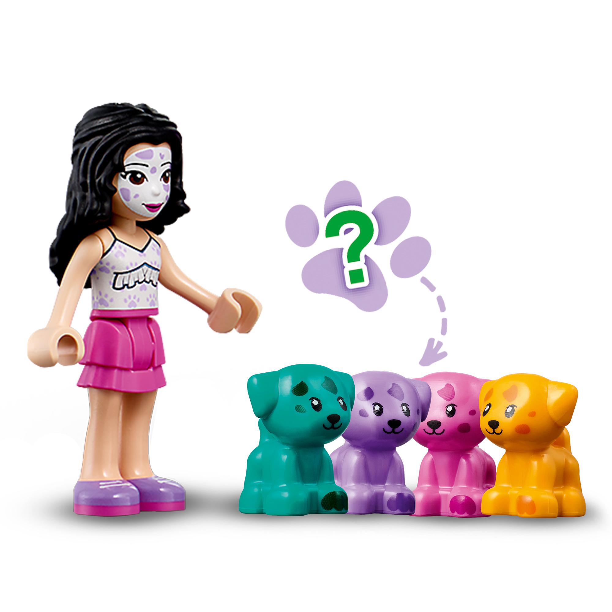 Lego friends il cubo del dalmata di emma - 41663 - Friends, LEGO FRIENDS
