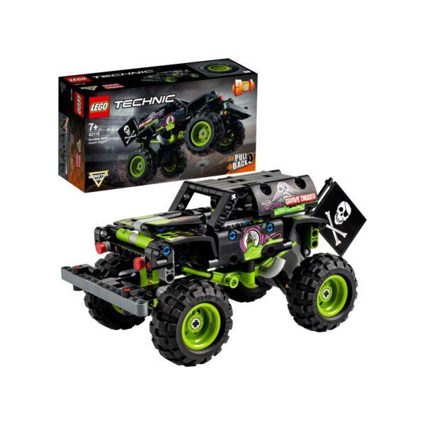 Monster Jam®  Grave Digger® LEGO TECHNIC