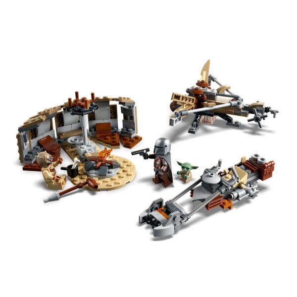 Star Wars   LEGO Star Wars Allarme su Tatooine - 75299