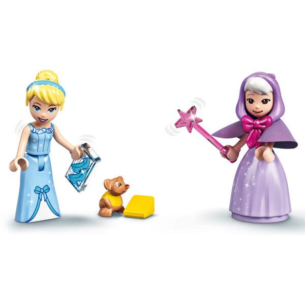 DISNEY PRINCESS   LEGO Disney Princess La carrozza reale di Cenerentola - 43192