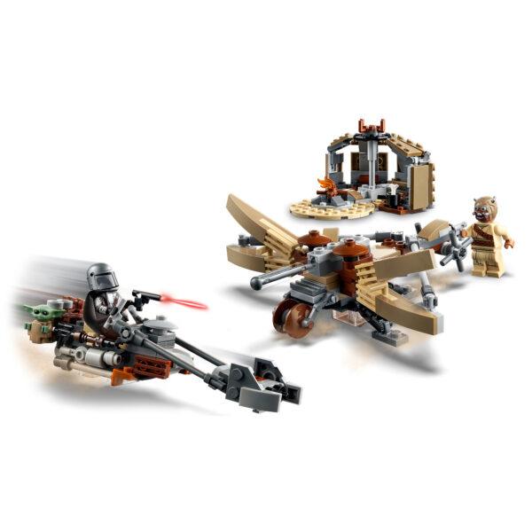 LEGO Star Wars Allarme su Tatooine - 75299    Star Wars