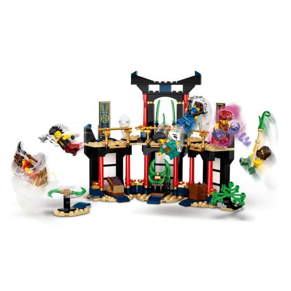 Ninjago  LEGO NINJAGO Il Torneo degli Elementi - 71735