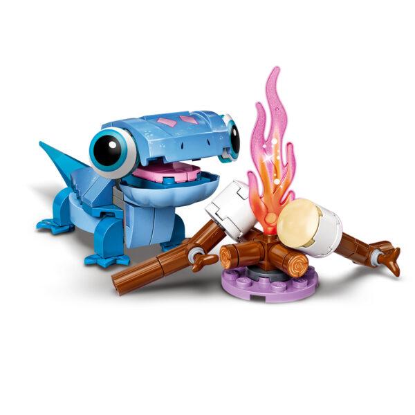 LEGO Disney Princess Bruni, la salamandra costruibile - 43186 DISNEY PRINCESS