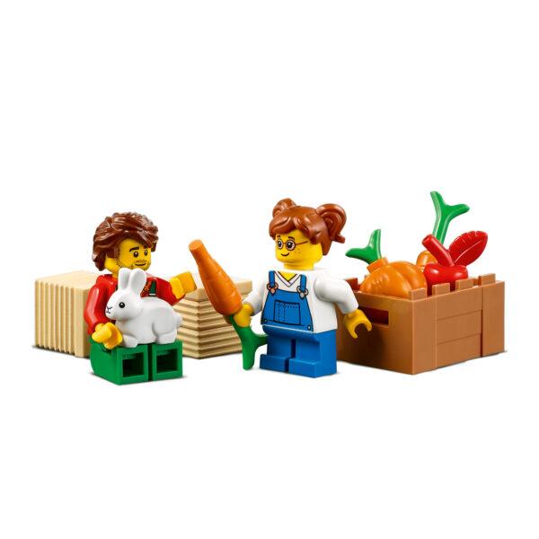 City   LEGO City Trattore - 60287