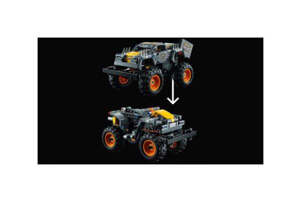 Monster Jam® Max-D®    LEGO TECHNIC