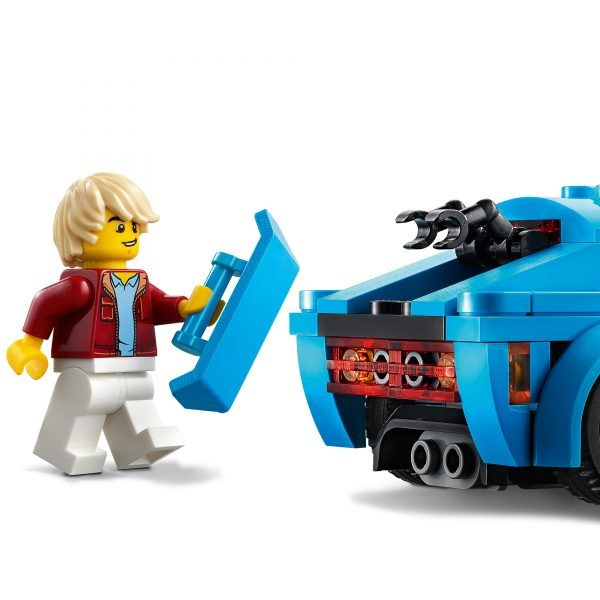 City   LEGO City Auto sportiva - 60285