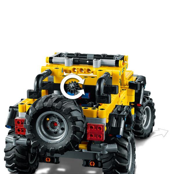 LEGO Technic Jeep Wrangler - 42122    TECHNIC