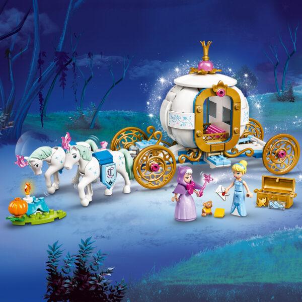 LEGO Disney Princess La carrozza reale di Cenerentola - 43192   DISNEY PRINCESS