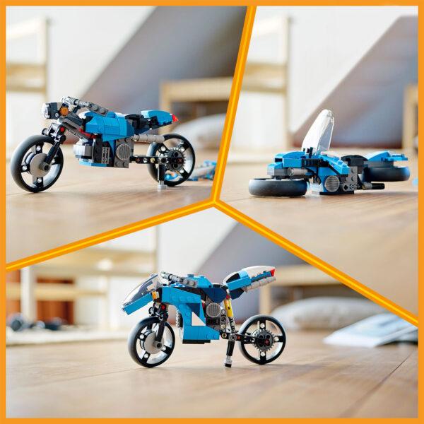 LEGO Creator Superbike - 31114   Creator