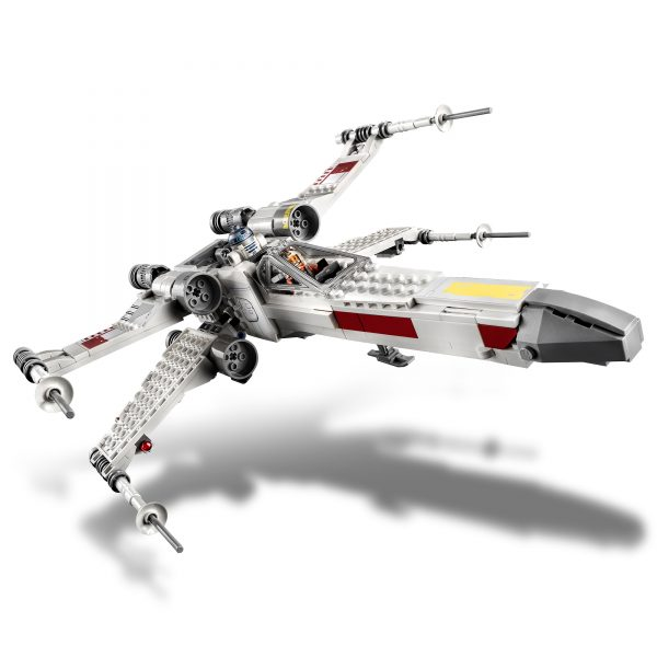 LEGO Star Wars X-Wing Fighter di Luke Skywalker - 75301    Star Wars