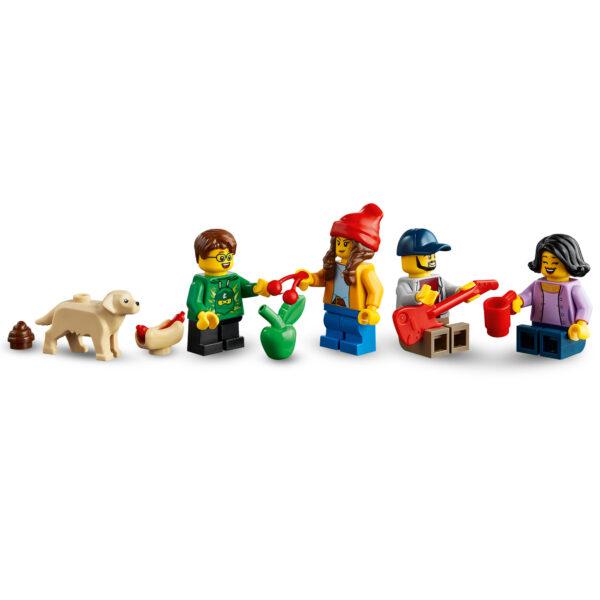LEGO City Villetta familiare - 60291 City