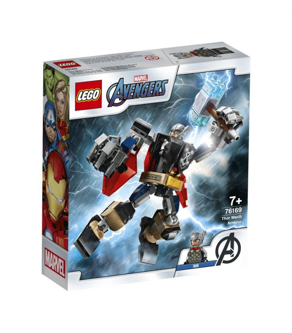 LEGO Marvel Super Heroes Thor Mech Armor - 76169 Marvel Super Heroes
