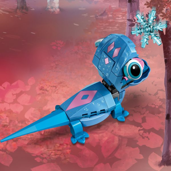 DISNEY PRINCESS   LEGO Disney Princess Bruni, la salamandra costruibile - 43186