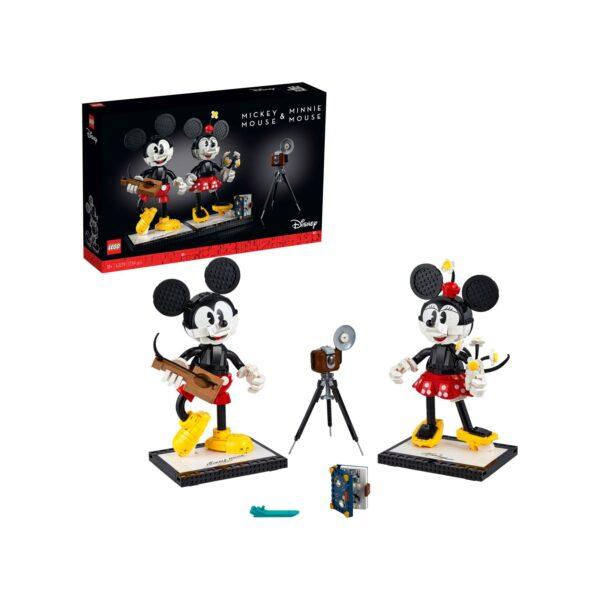 Personaggi costruibili di Topolino e Minnie Lego