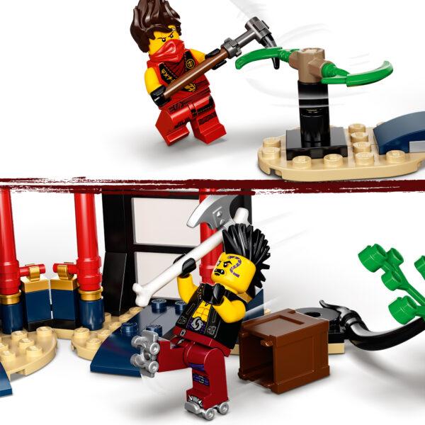 LEGO NINJAGO Il Torneo degli Elementi - 71735   Ninjago