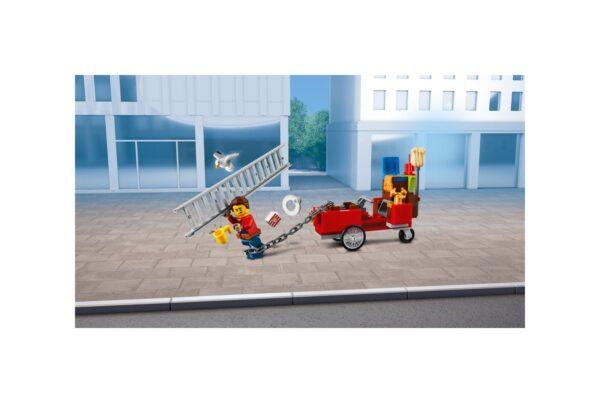 Piazza principale LEGO CITY