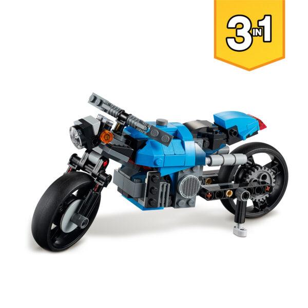 Creator   LEGO Creator Superbike - 31114