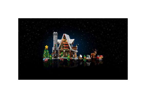 Lego   La casa degli elfi