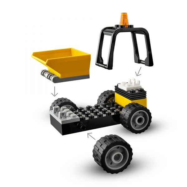 LEGO City Ruspa da cantiere - 60284    City