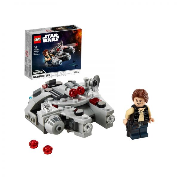 Microfighter Millennium Falcon™ Lego, Star Wars