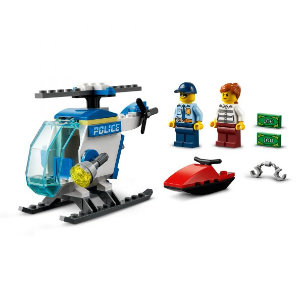 LEGO City Elicottero della Polizia - 60275    City