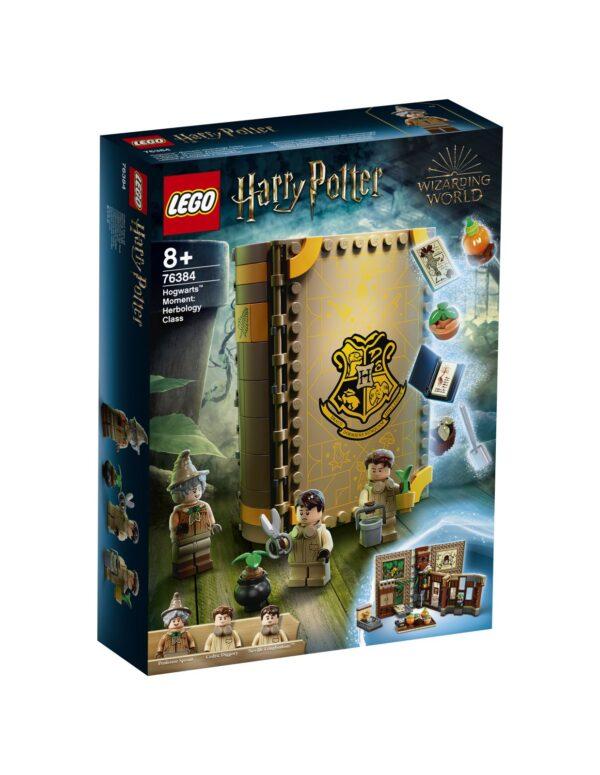 LEGO Harry Potter Lezione di erbologia a Hogwarts - 76384 Harry Potter