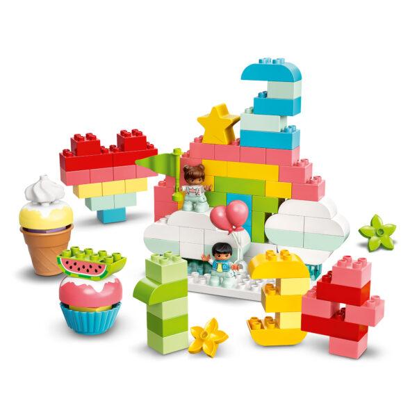 DUPLO  LEGO DUPLO Festa di compleanno creativa - 10958