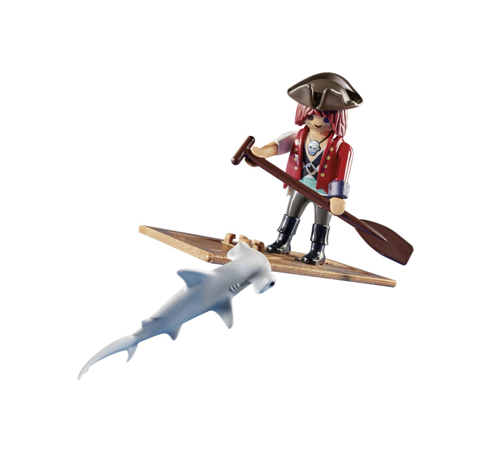 Pirata e squalo - Playmobil