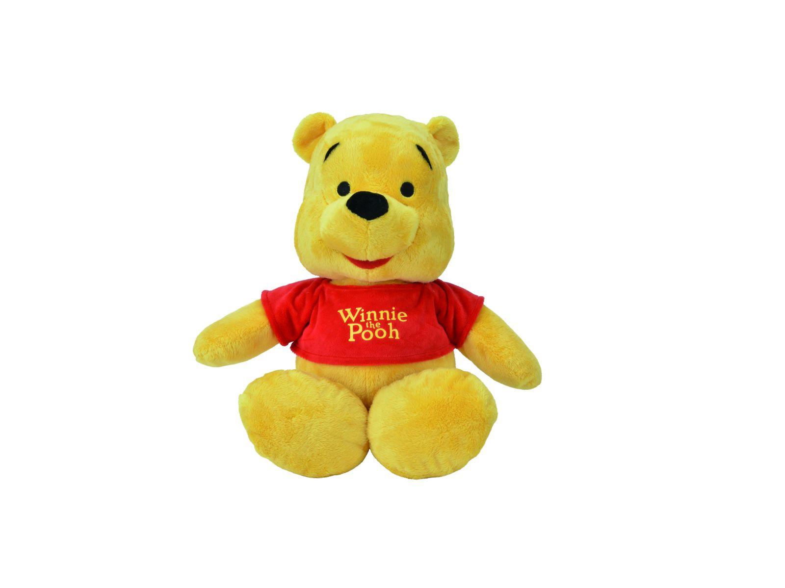 Simba disney winnie the pooh peluche 50 cm, +0 anni, 6315875043 - Disney