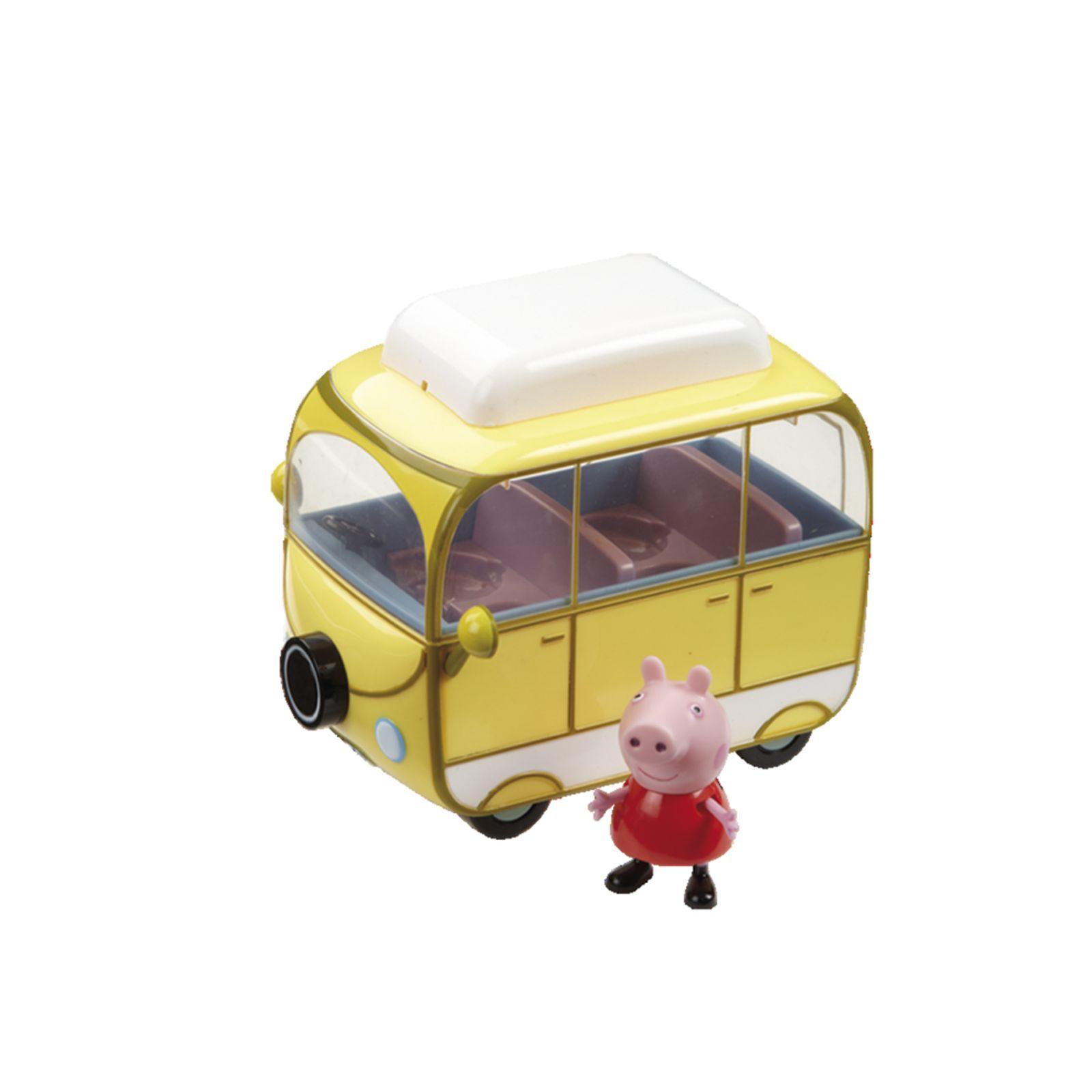 Peppa veicoli camper serie 4 - PEPPAPIG