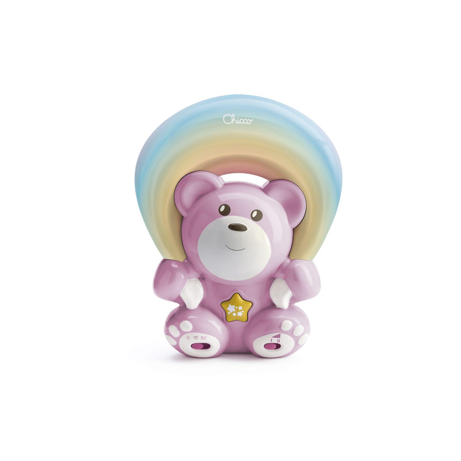 Orsetto arcobaleno rosa - Chicco