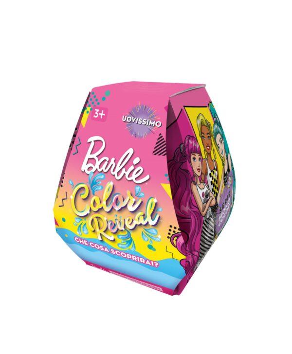 Uovissimo Barbie Color Reveal, con Bambola Chelsea e Tante Sorprese, 3+Anni Barbie