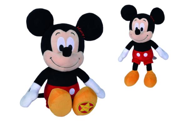 SIMBA DISNEY MICKEY MOUSE VINTAGE PELUCHE 25 CM, +0 ANNI, 6315875784 Disney