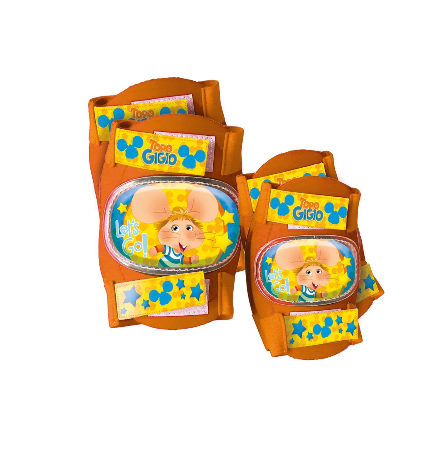 Topo gigio zaino con pattini - TP 2