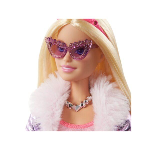 Barbie  BARBIE PRINCESS ADVENTURE, BAMBOLA BARBIE CON ABITO DA PRINCIPESSA E TANTI ACCESSORI