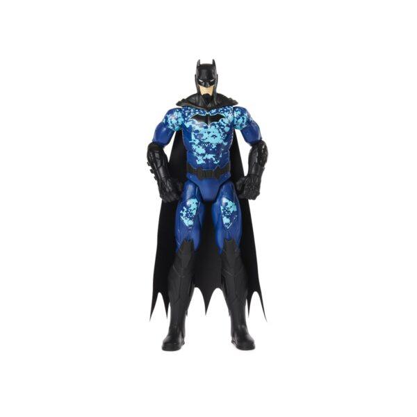 BATMAN PERSONAGGIO BATMAN TECH BLU IN SCALA 30 CM    Batman1, DC COMICS, DC Comics Super Heroes