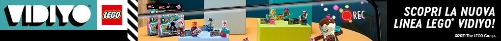 LEGO VIDIYO Bandmates Minifigure, Set di Espansione, App Realtà Aumentata, Video Musicali per Bambini, Serie 1, 43101