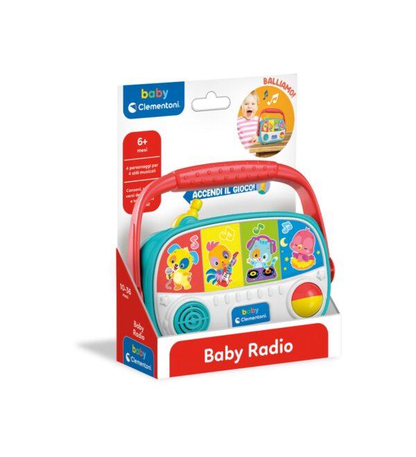 Clementoni - 17439 - BABY RADIO    BABY CLEMENTONI