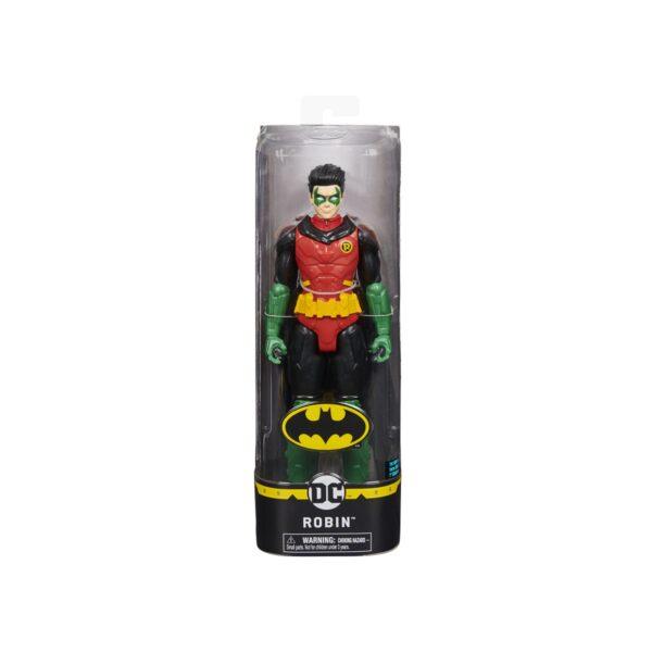 BATMAN , PERSONAGGIO ROBIN IN SCALA 30 CM Batman1, DC COMICS, DC Comics Super Heroes