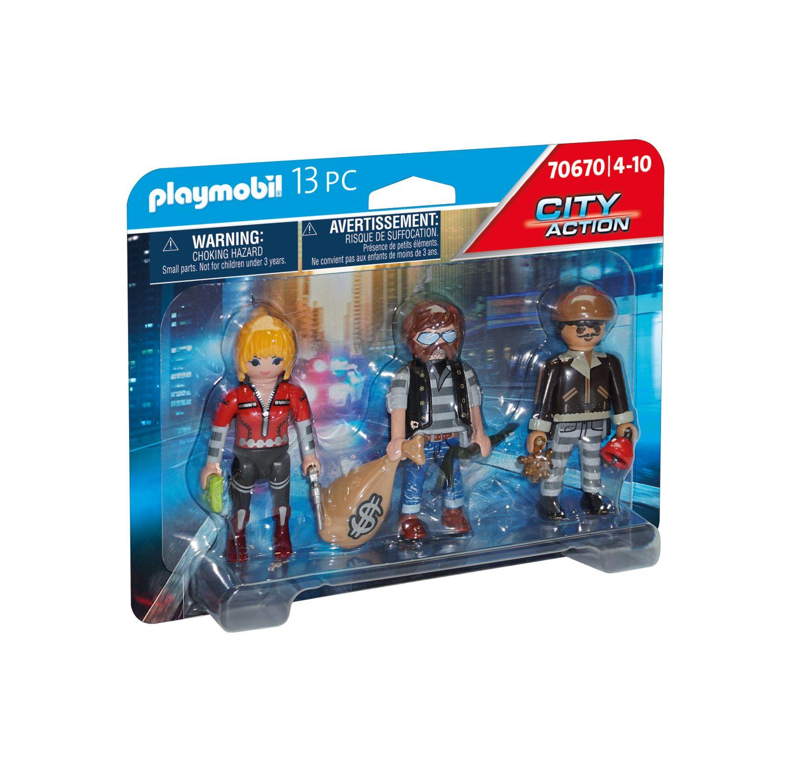 Banda di ladri - Playmobil