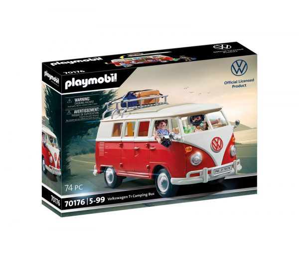 VOLKSWAGEN BULLI T1 Playmobil