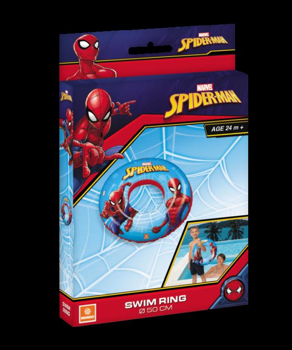 CIAMBELLA GONFIABILE SPIDERMAN    Spiderman