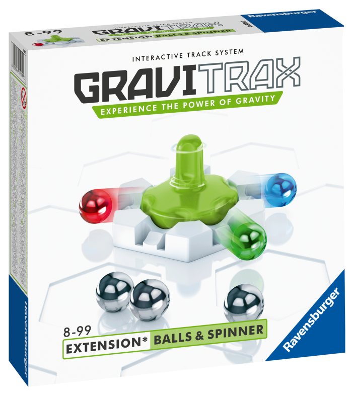Gravitrax accessorio biglie & spinner - Gravitrax1