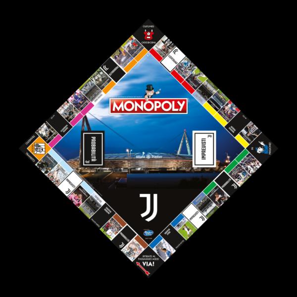 MONOPOLY - JUVENTUS MOMENTI    Winning Moves
