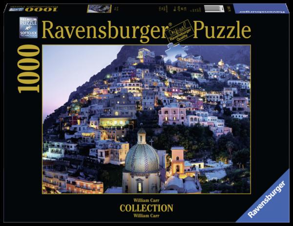 RAVENSBURGER PUZZLE 1000 PEZZI - BELLA POSITANO Ravensburger1
