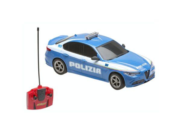 RE-EL Toys  ALFA ROMEO GIULIA DELLA POLIZIA