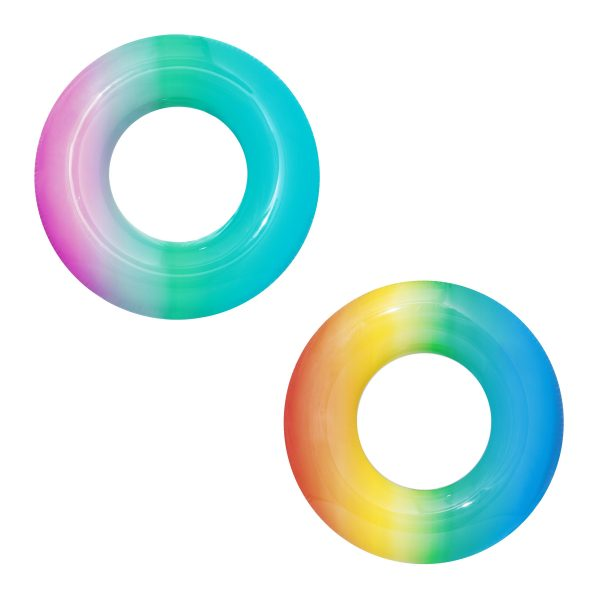 Ciambella gonfiabile Arcobaleno Bestway®  (91 cm) Bestway