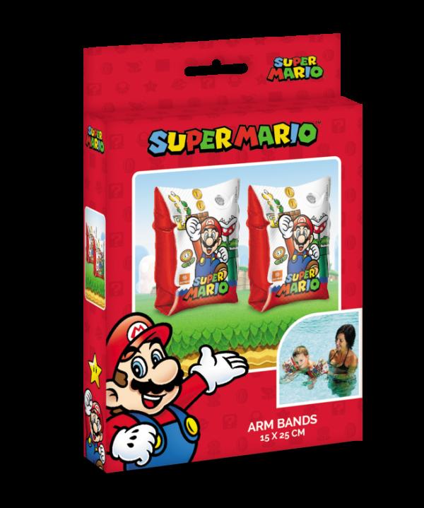 BRACCIOLI GONFIABILI SUPERMARIO PER BAMBINI    Super Mario