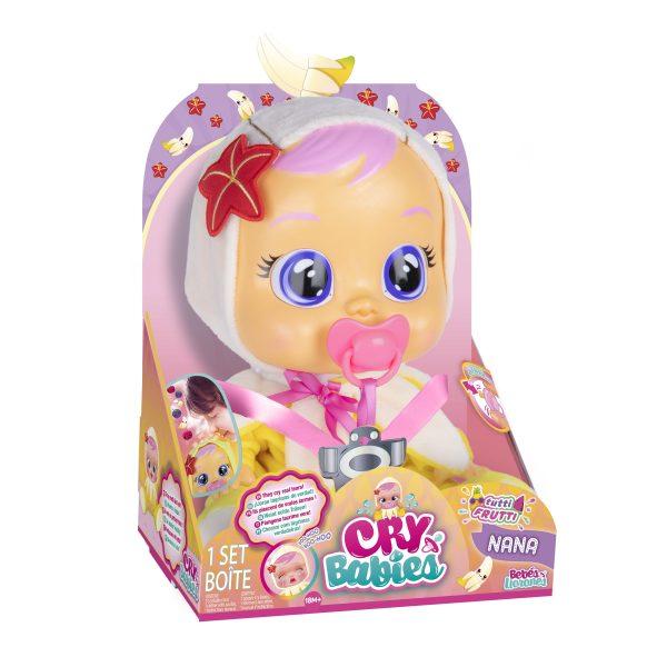 Cry Babies TuttiFrutti Nana    CRY BABIES